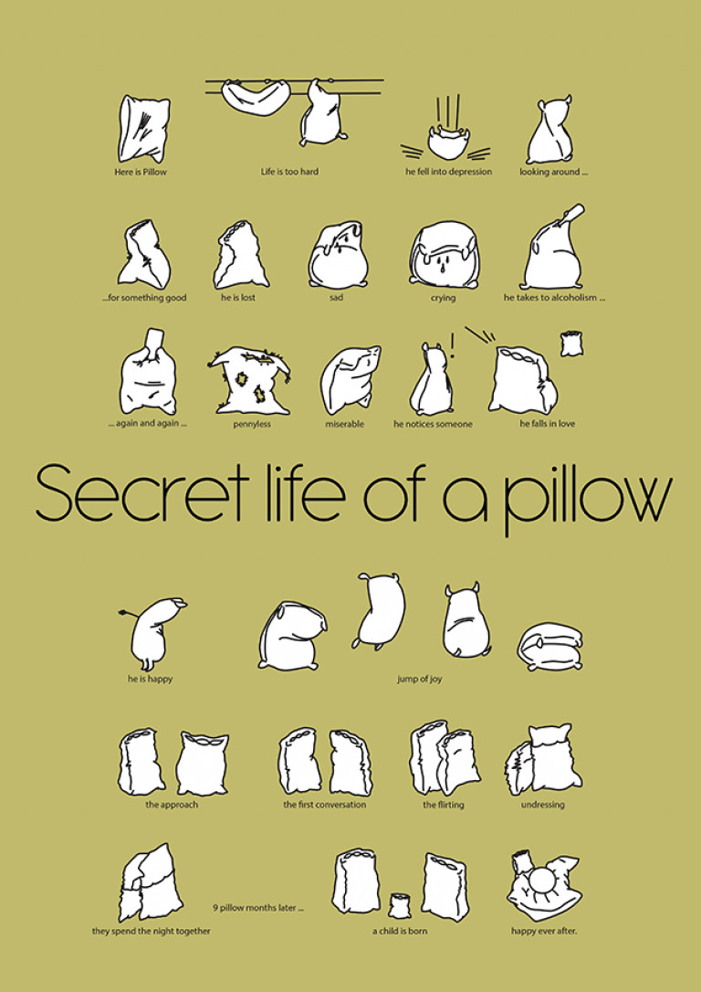 life of a pillow fixed 2